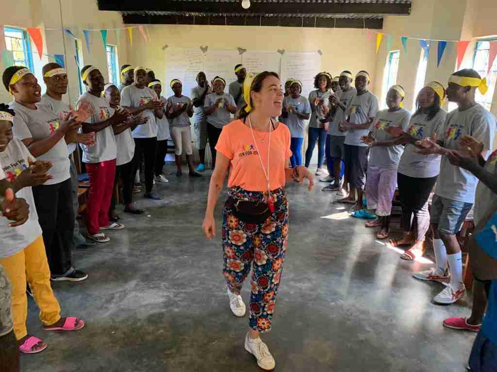 Our ambassador Rachèl in Malawi