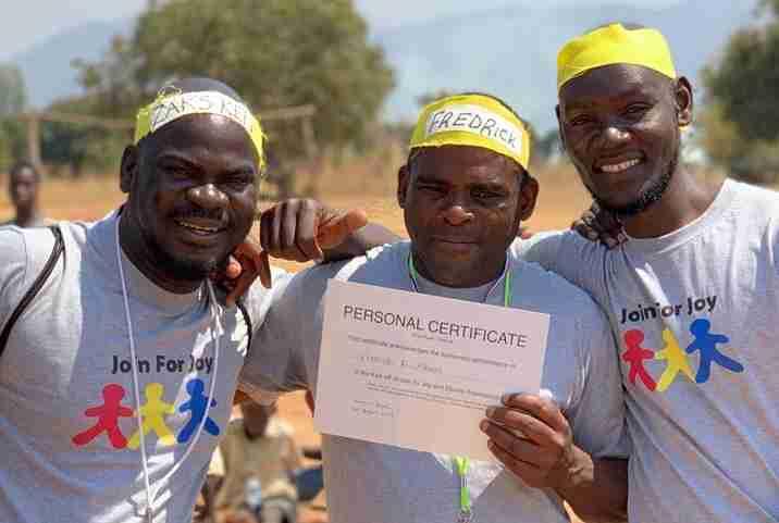 Een brief van onze sportcoördinatoren in Malawi