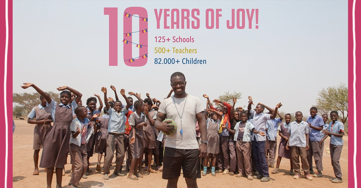 10 years Join for Joy